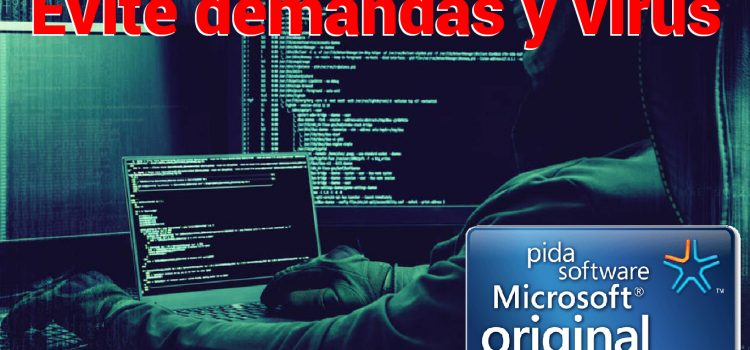Software no original: Windows demanda a Municipalidad en Chile