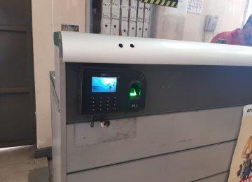 reloj biometrico Eugcom para Yousef 3
